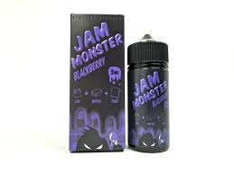 JAM MONSTER | Blackberry Limited Edition Eliquid 100ML 3MG
