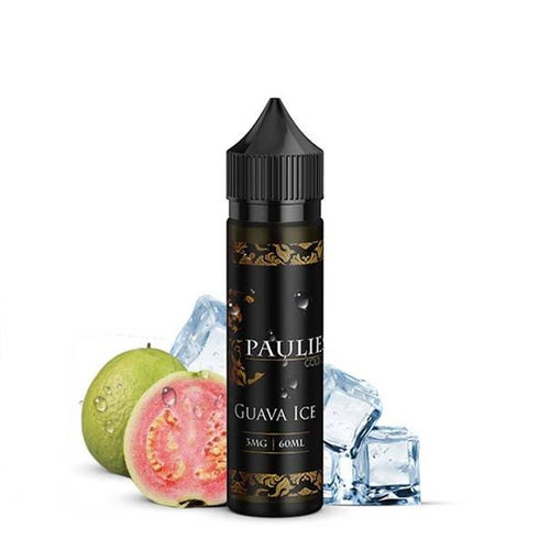 Paulies | Paulies Gold line | Guava Ice 60ML