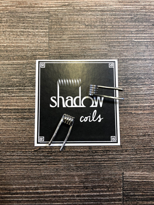 Shadow Coils- Mech Fused Clapton Set