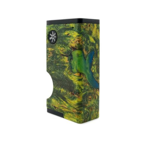**NEW IN STOCK** ULTRONER X ASMODUS LUNA SQUONKER BOX MOD GREEN