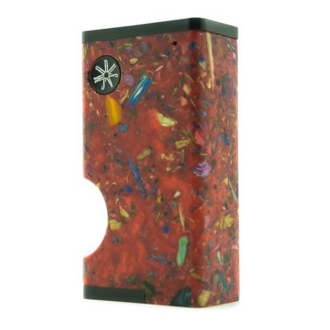**NEW IN STOCK** ULTRONER X ASMODUS LUNA SQUONKER BOX MOD MOSAIC EDITION RED