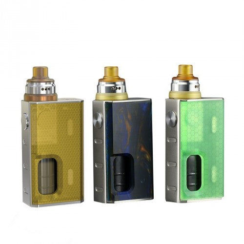 WISMEC LUXOTIC BF BOX KIT WITH TOBHINO