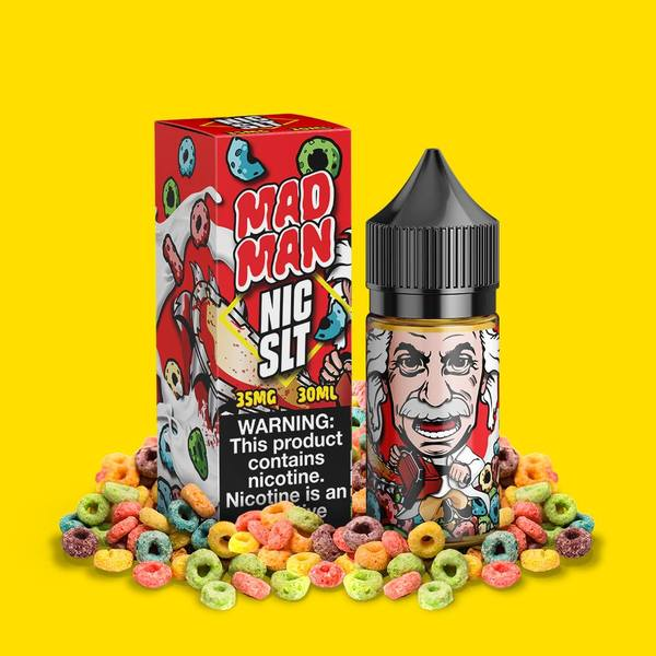 Mad Man Nic Salts 35MG 30ML