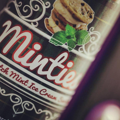 Minties by The Coil Company 60ML\120ML