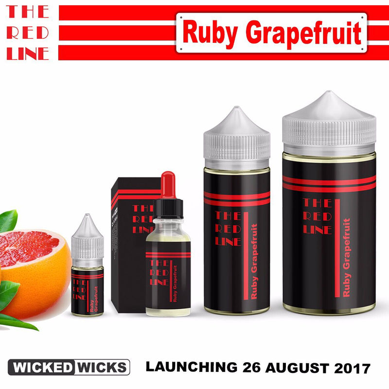 Wicked Wicks | Ruby Grapefruit