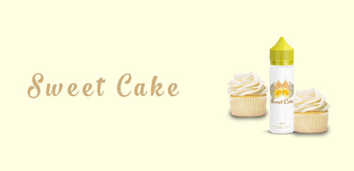 Sweet Cake by Sanctuary E-Liquid 60ML