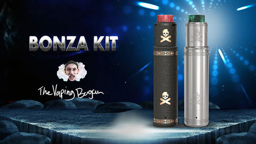 Vaping Bogan Bonza Kit