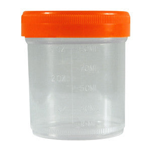 Tanner Scientific® 3oz Non-Sterile Specimen Cups (Case/400 Cups)