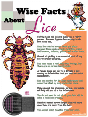 The Facts of Lice: Head Lice