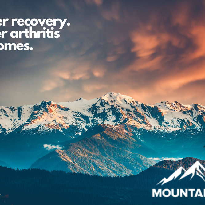 How Mountain Ice Works to Relieve Arthritis Pain
