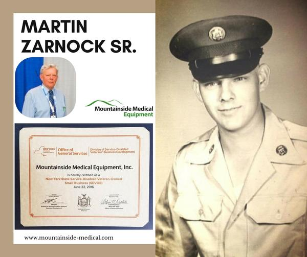 Getting to Know Us - Martin Zarnock Sr.