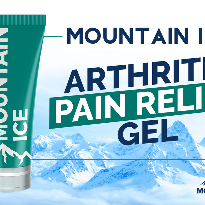 Autoimmune Arthritis Awareness: Mountain Ice Pain Relief Gel