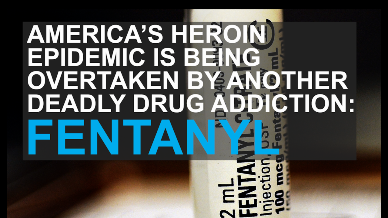 The United States is in a Fentanyl Crisis