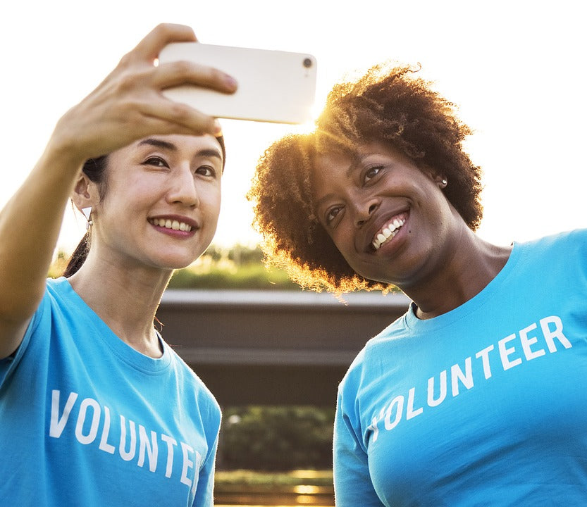 Celebrate National Volunteer Week!