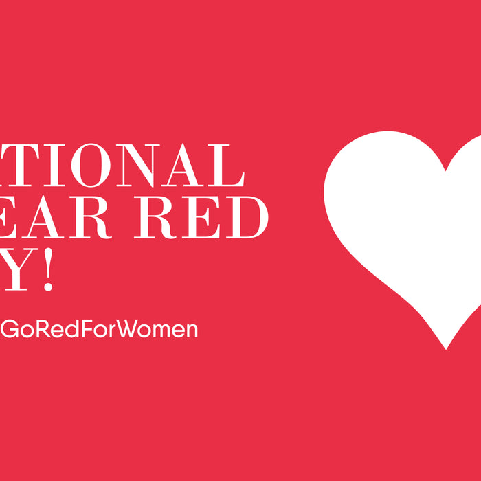 American Heart Month: Go Red for Women