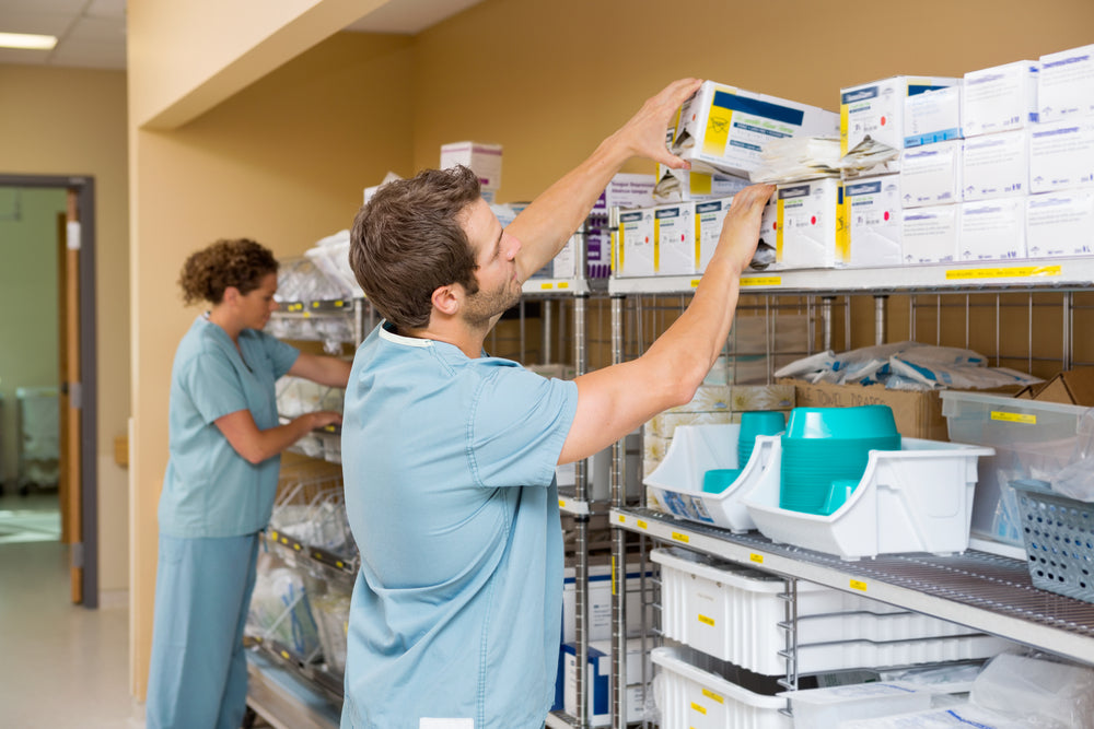 Stocking Up: Medical Supply Availability