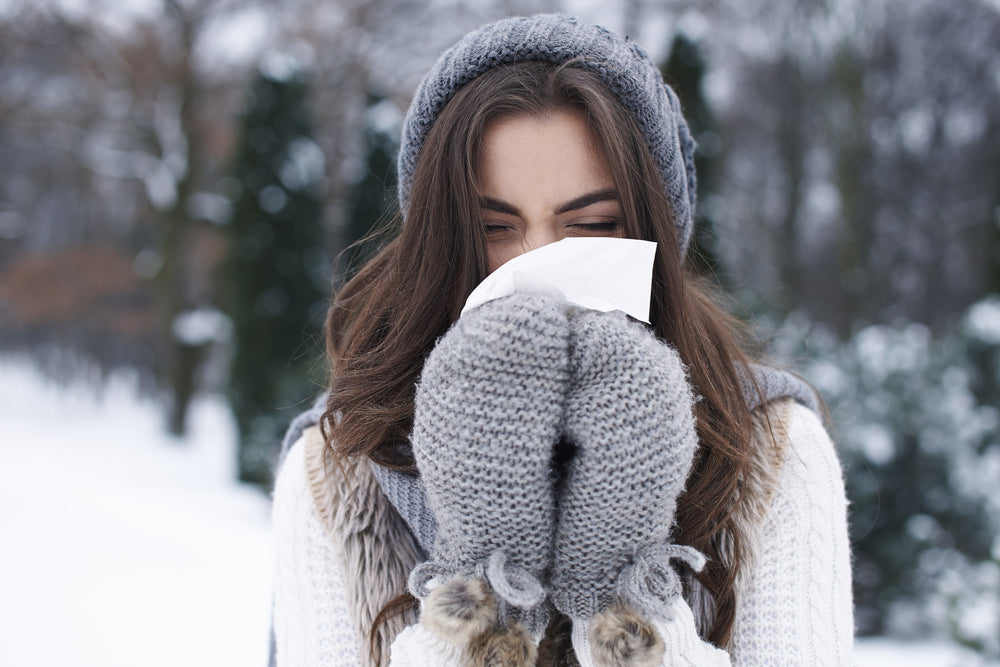 Be Prepared for Winter: Our Top Cold and Flu Products
