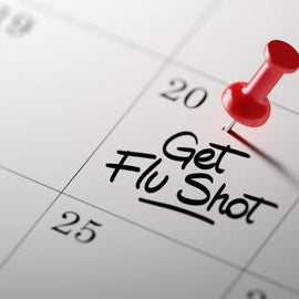 National Influenza Vaccination Month: Don't Forget Your Flu Shot!