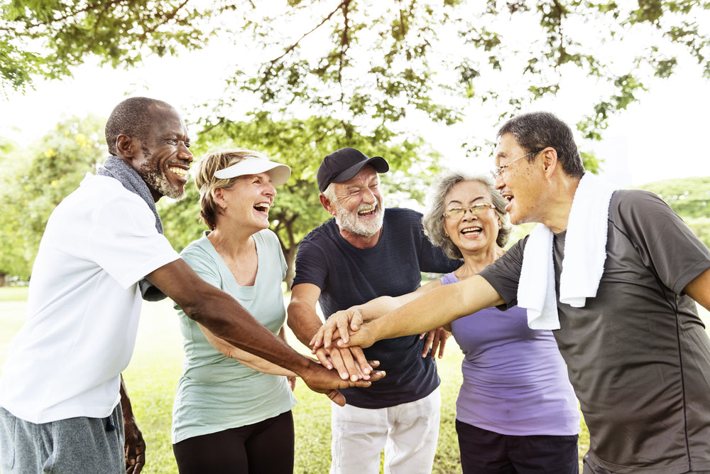 Senior Health: Staying Active in Your Retirement Years