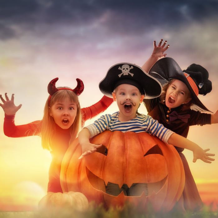 Scared Safe: Halloween Safety Tips