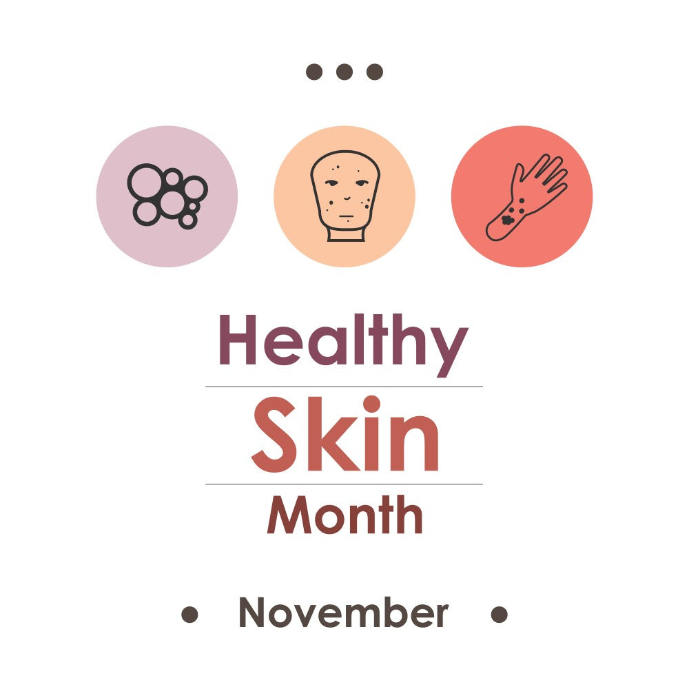 National Healthy Skin Month: Top Skin Care Products