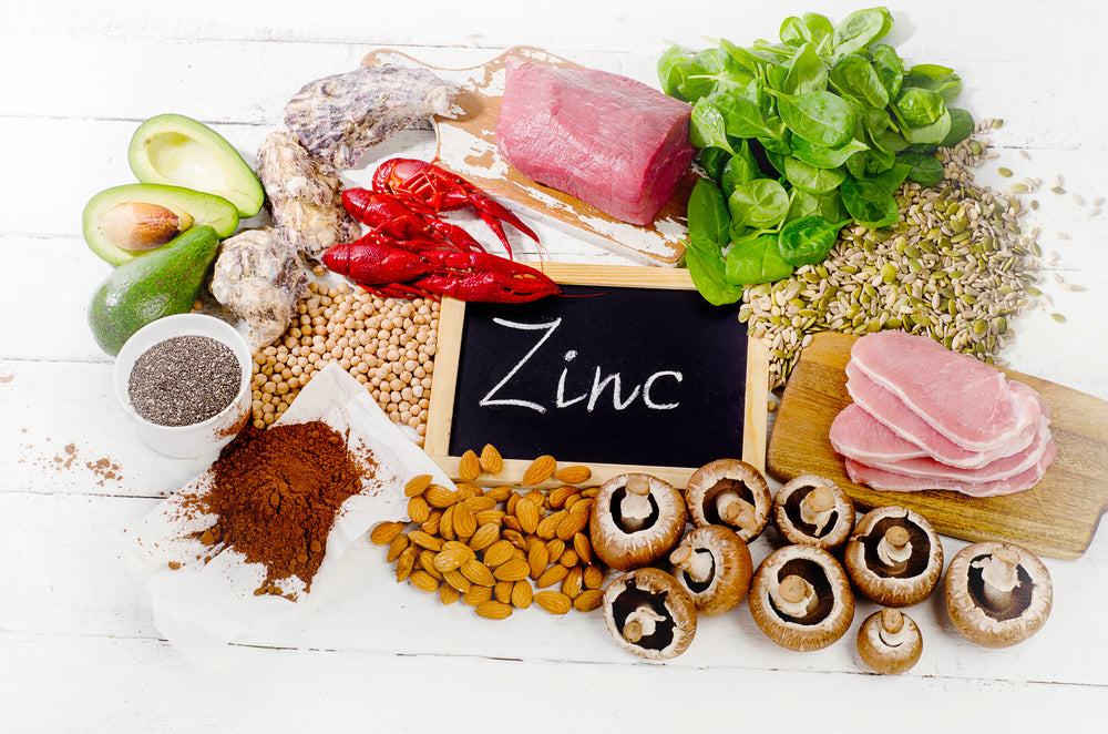 The Power of Zinc!