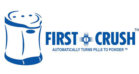 First Crush Products - Electric Pill Crushers