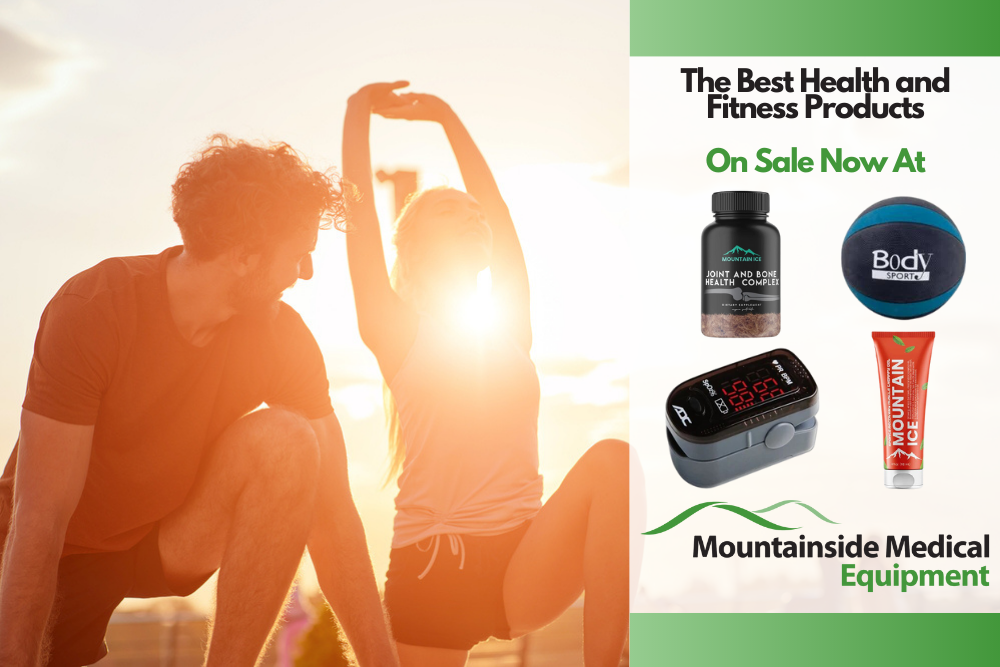 The Best Exercise and Fitness Products at Mountainside Medical Equipment