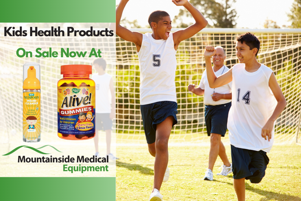 The Best Kids Health Products at Mountainside Medical Equipment