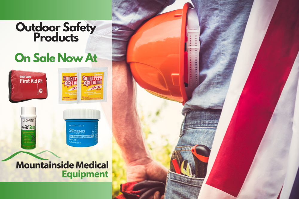 The Best First Aid and Safety Supplies at Mountainside Medical Equipment