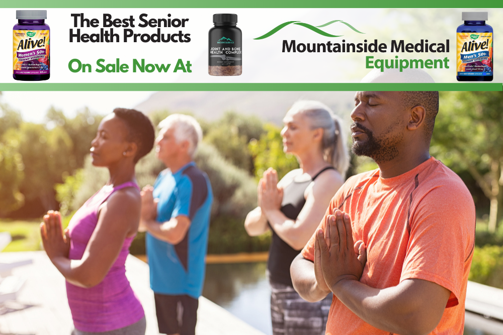 The Best Senior Health Products On Sale Now at Mountainside Medical Equipment