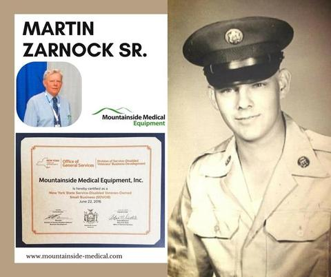 Mountainside Medical Martin Zarnock Sr