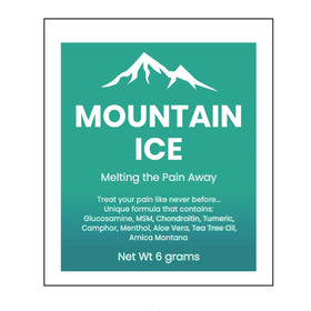 Mountain Ice - Free Sample