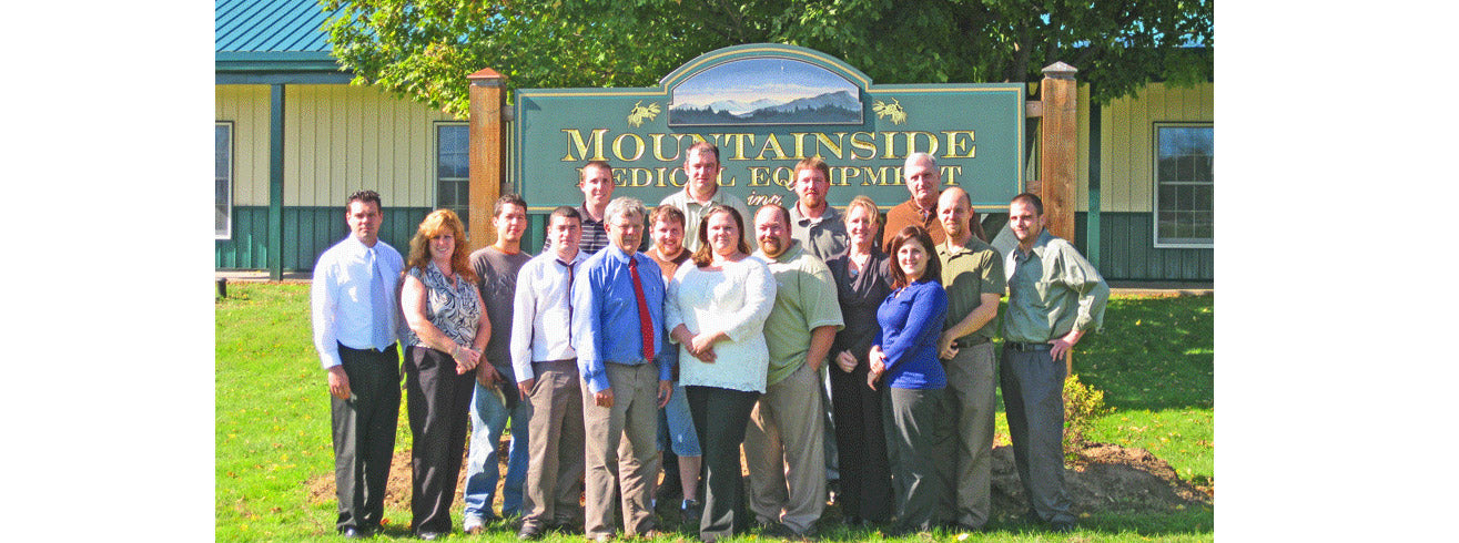 Mountainside Medical Equipment Team