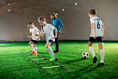 Youth Sports Soccer Conditioning
