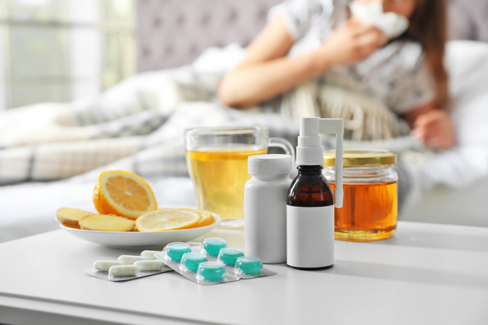 Chest Congestion Cold Allergy Products at Mountainside Medical Equipment