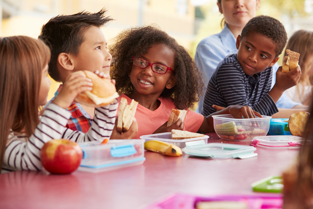 Children's Nutrition for National Nutrition Month