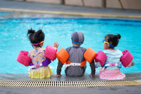 Outdoor Safety Swimming