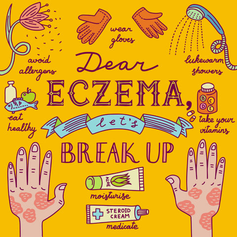 Treating and Preventing Eczema Flare-Ups