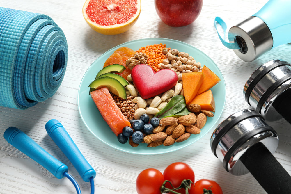 Heart Healthy Diet and Exercise