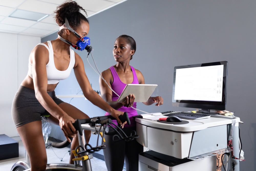 Exercising with COPD