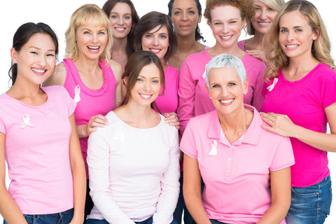 Breast Cancer Awareness Month Genetic Risk Inherited Hereditary