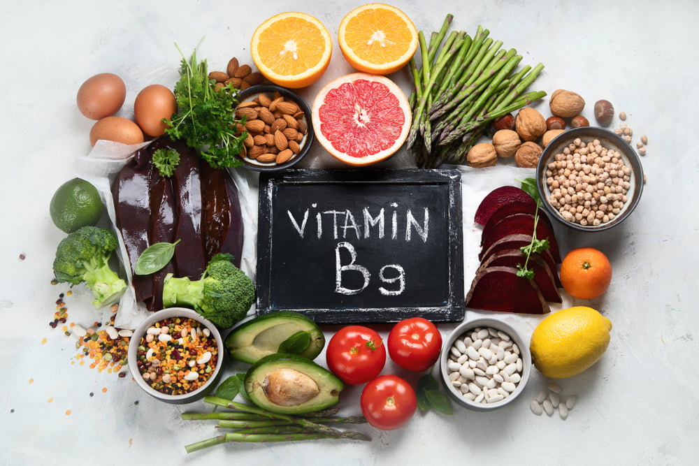 Vitamin B9 to treat Seasonal Affective Disorder Depression
