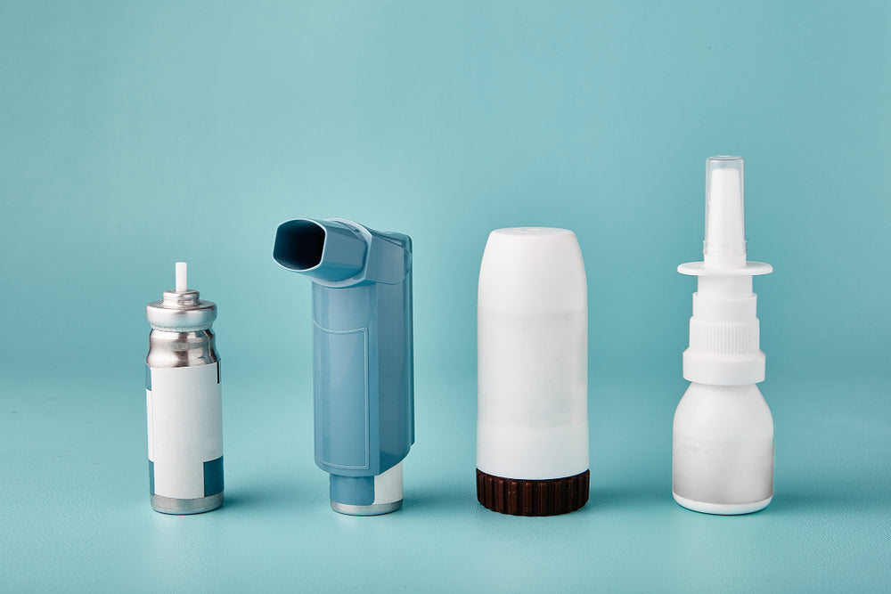 Asthma Products at Mountainside Medical Equipment