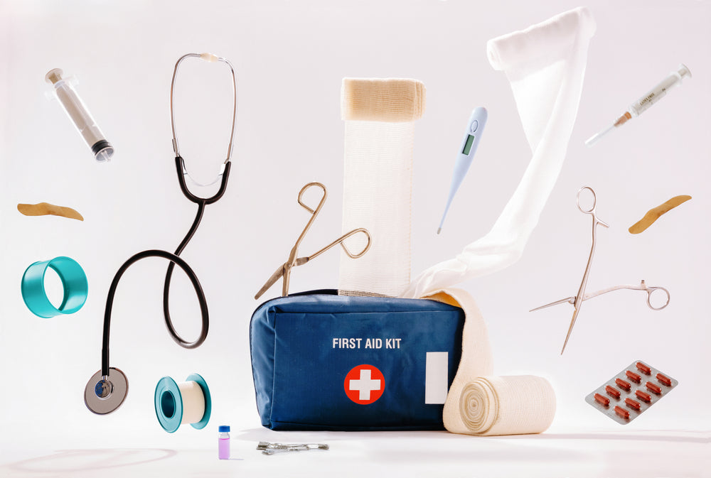 All Your First Aid Needs at Mountainside Medical Equipment