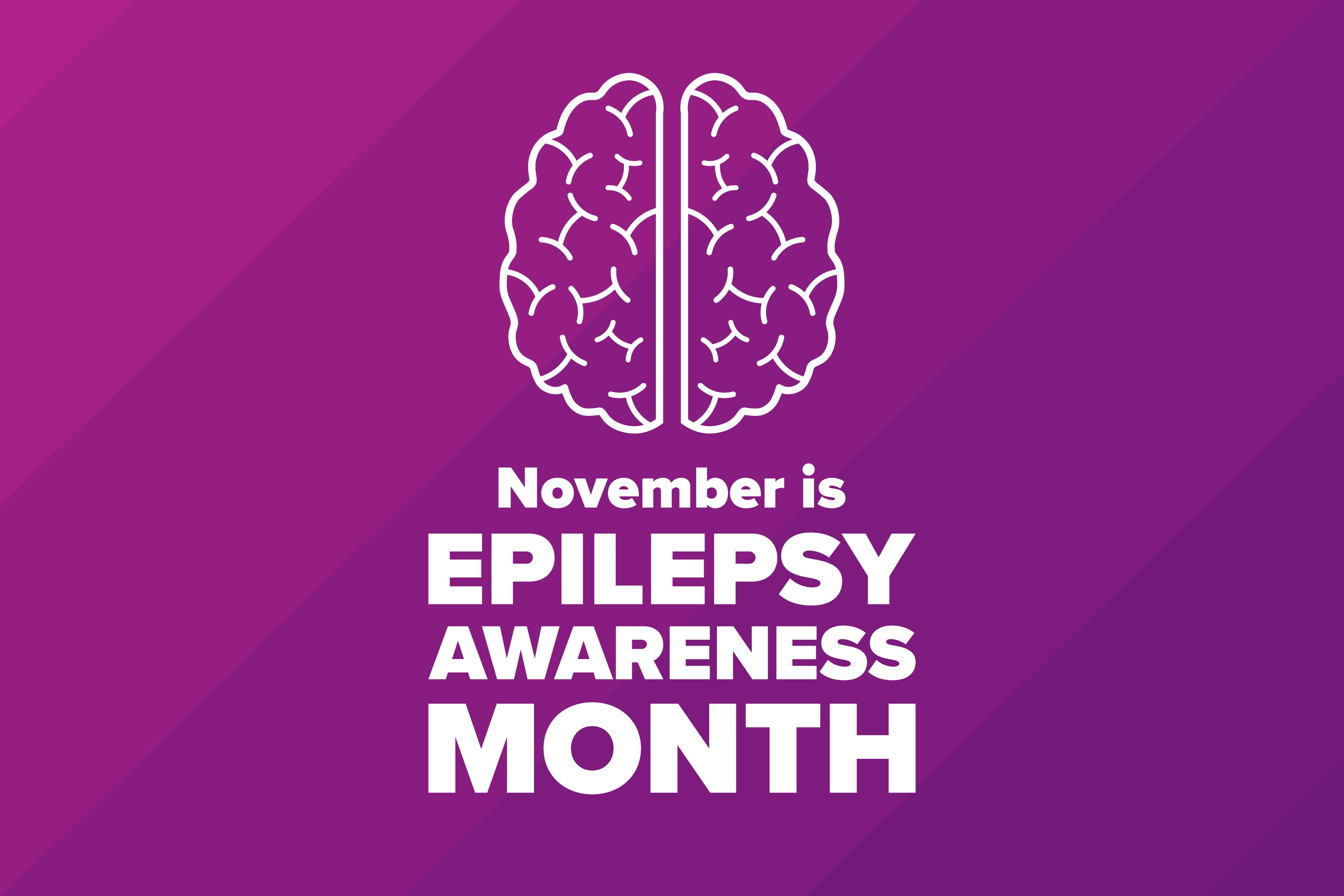November is Epilepsy Awareness Month