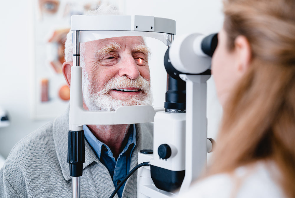 Eye Health Products Available at Mountainside Medical Equipment