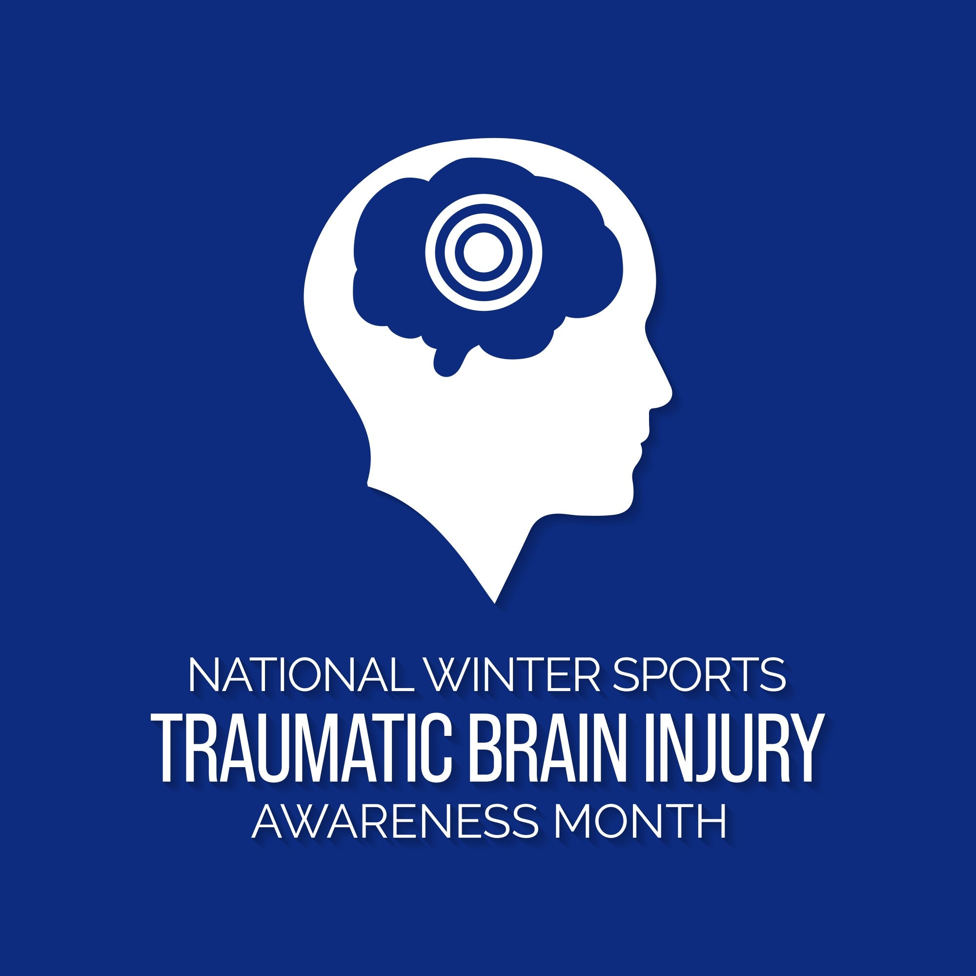 National Winter Sports Traumatic Brain Injury Month