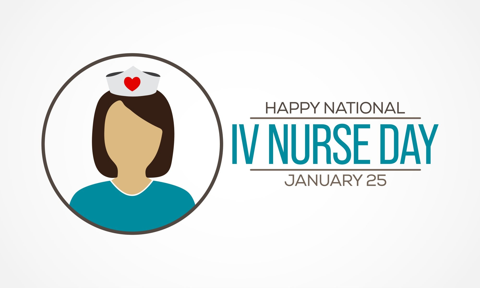 National IV Nurse Day is January 25