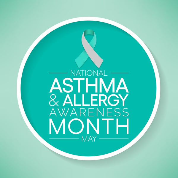Asthma & Allergy Awareness Month at Mountainside Medical Equipment